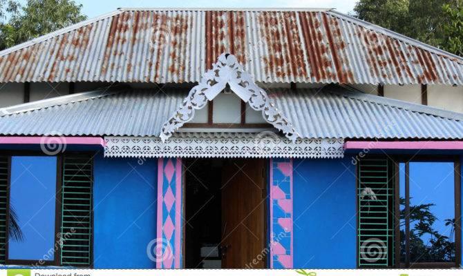 Wooden House Bangladesh Shed