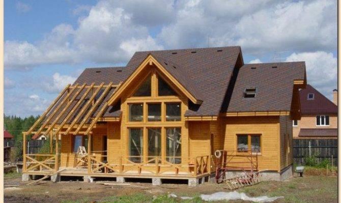 Wooden Loghouses Building Timber Introduction
