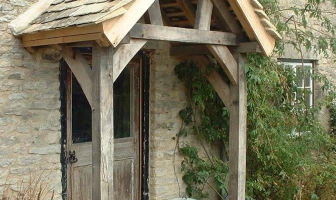 Wooden Porches Canopies