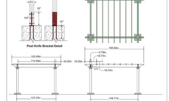 Woods Make Pergola Construction Details