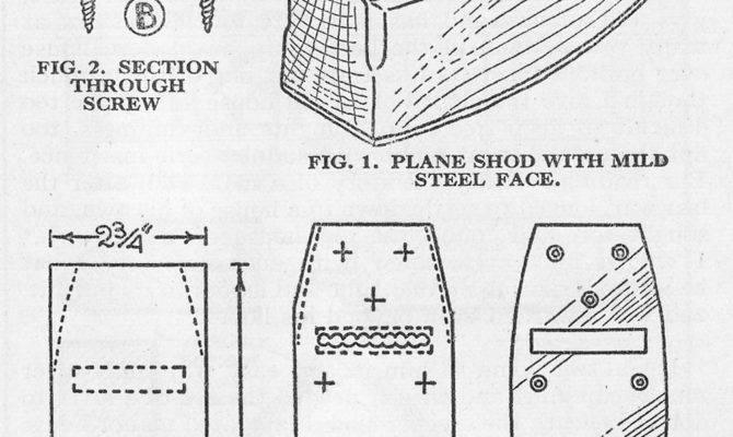 Woodwork Build Wood Plane Pdf Plans