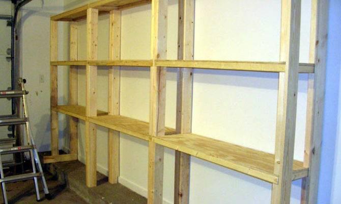 Woodwork Build Wood Shelves Pdf Plans