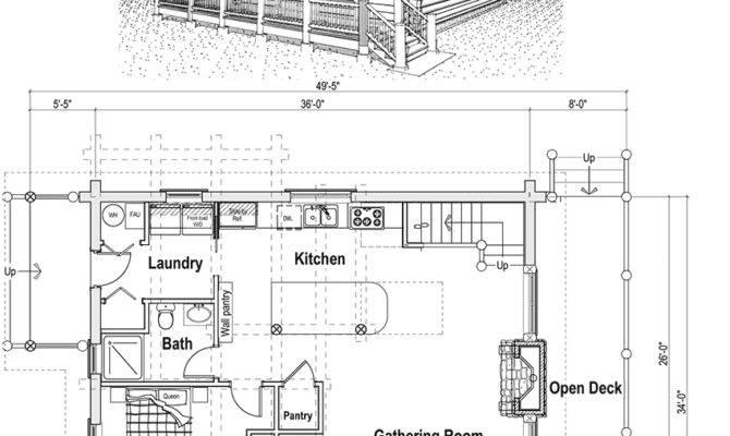 Woodwork Cabin House Plan Loft Pdf Plans