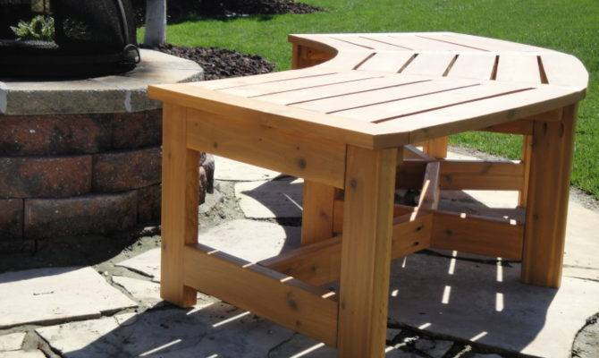 Woodwork Curved Bench Plans Pdf