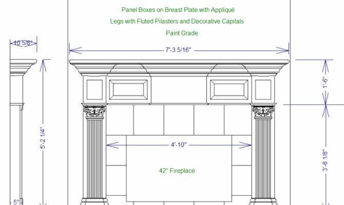 Woodwork Plans Wood Mantels Pdf