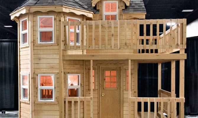 Woodwork Playhouse Plans Cost Pdf
