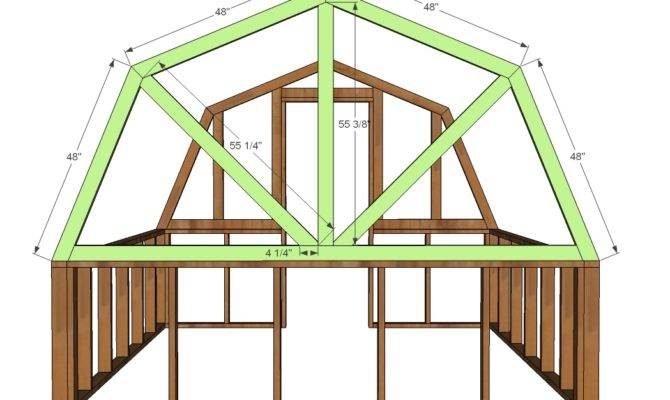 Woodwork Wood Greenhouse Plans Pdf