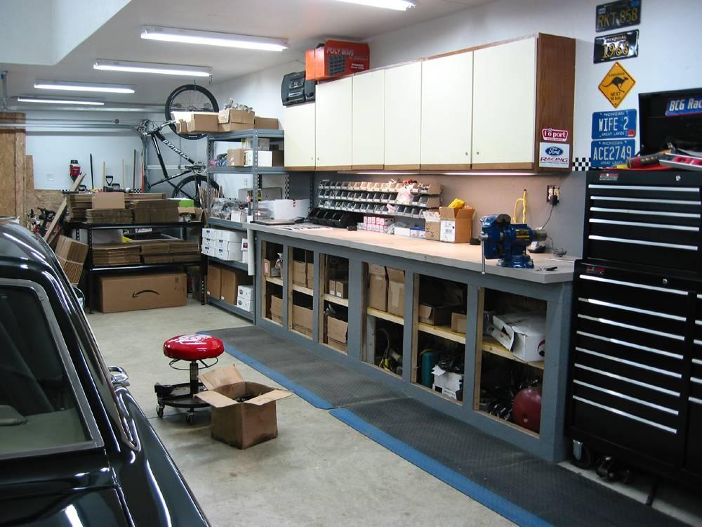 Simple Garage Shop Design Ideas Placement House Plans