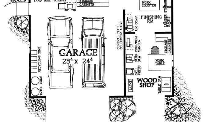 Woodworking Garage Woodshop Plans Pdf