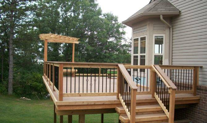 Woodworking Plans Pergola Deck Pdf