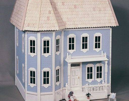 Woodworking Project Paper Plan Build Victorian Doll
