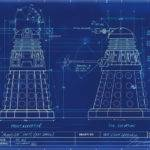 Work Well Need Some Blueprints Then Dalek Blueprint Doctor
