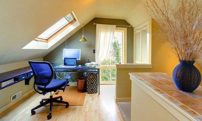 Workable Home Office Design Ideas