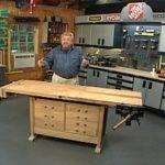 Workshop Garage Ron Hazelton Diy Ideas Projects