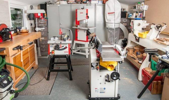 Workshop Ideas Set Garage