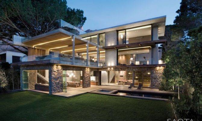 World Architecture Incredible Modern Glen House