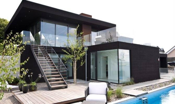 World Architecture Modern Beach House Minimalist