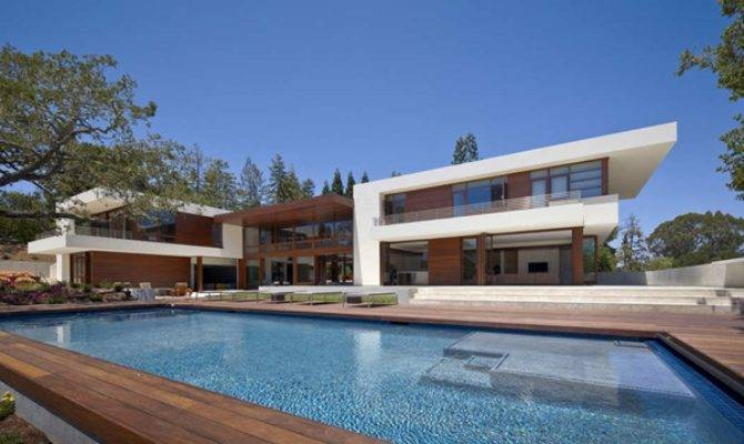 World Architecture Modern Houses Pools