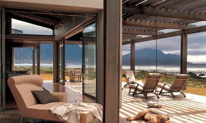 World Architecture Rustic Beach House Saota