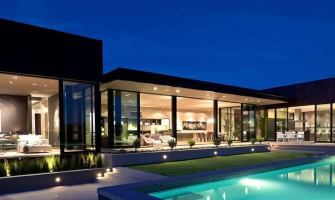World Architecture Sunset Strip Luxury Modern House