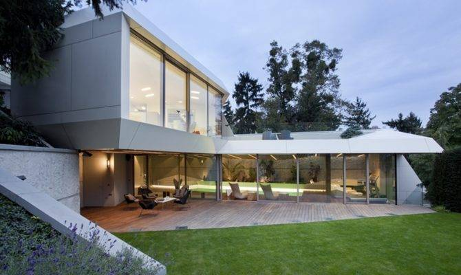 World Architecture Ultra Modern House Architekti