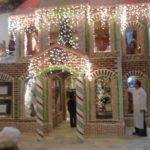 Worlds Largest House Ever Gingerbread Plans Home