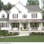 Wrap Around Porch Home Pinterest
