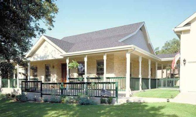 Wrap Around Porch Home Plans Homepw Square Feet