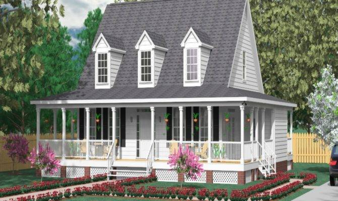 17 House Plans With Wrap Porches That Will Steal The Show House Plans