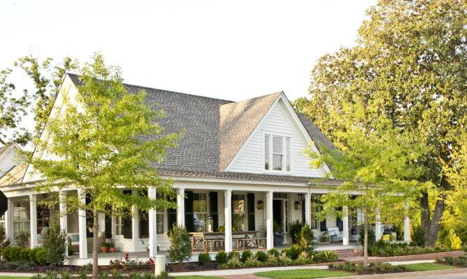 Wrap Around Porch House Plans Southern Living Home Design Ideas