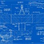 Wright Plans Blueprints