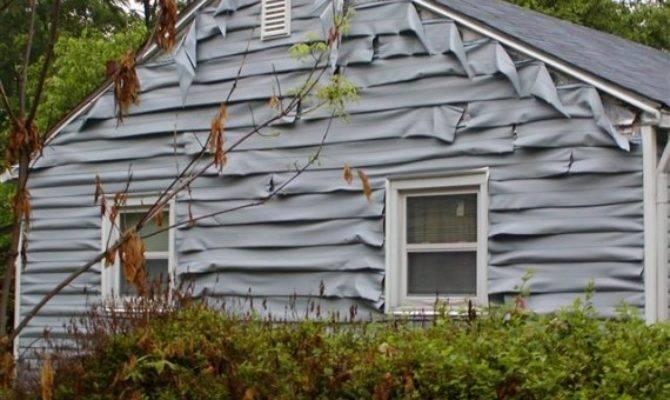 Wrong Way Install Siding Your Charleston Rental