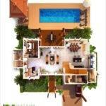 Yantram Residential Home Floor Plan Modeling Design