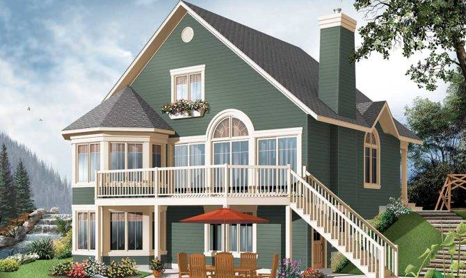 Year Round Cottage Options Floor