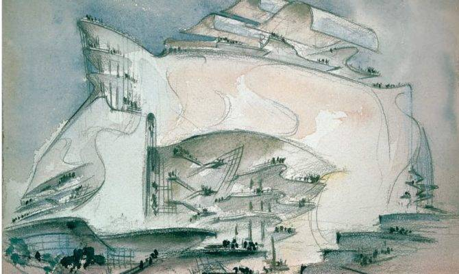 Years Architectural Drawing Neal Bingham