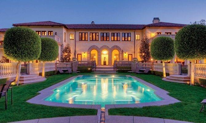 Years Beverly Hills Mansions