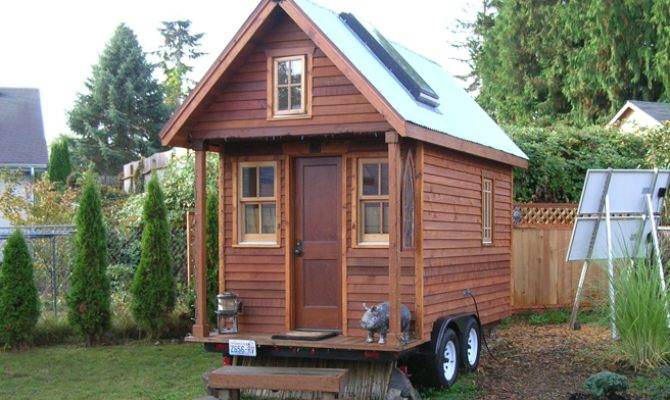 Yestermorrow Tiny House Design Build Workshop