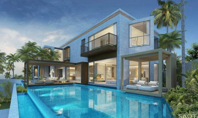 Yet Built Modern Dream Homes Saota Part