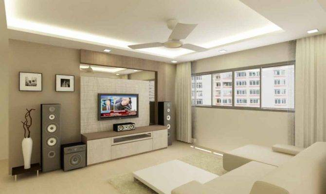 Yishun Room Hdb Renovation Interior Designer Ben Part
