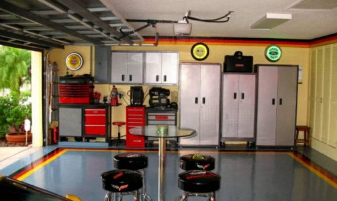 Your Dream Garage Man Cave Ideas Interior Design