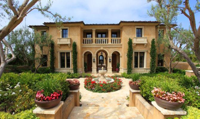 Your Life Tuscany Mediterranean Style Home