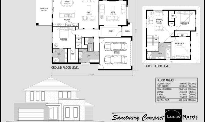 Your Maps Here New Modern Two Storey House