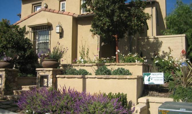 Your Yard Decoration Mediterranean Landscape Design Elements