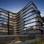 Zaha Hadid Unveils First Building New York City Business Insider