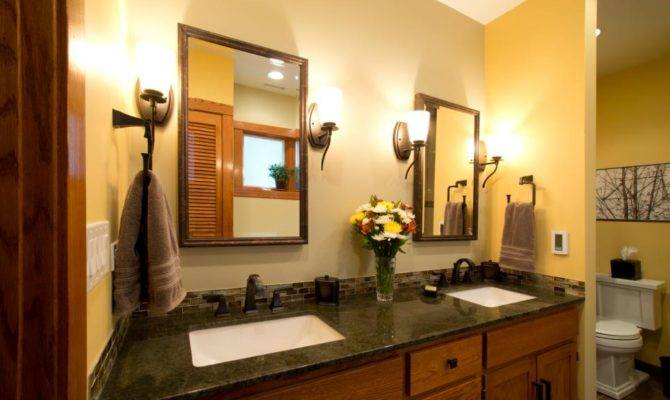 Zen Arts Crafts Bathroom Nancy Snyder Hgtv