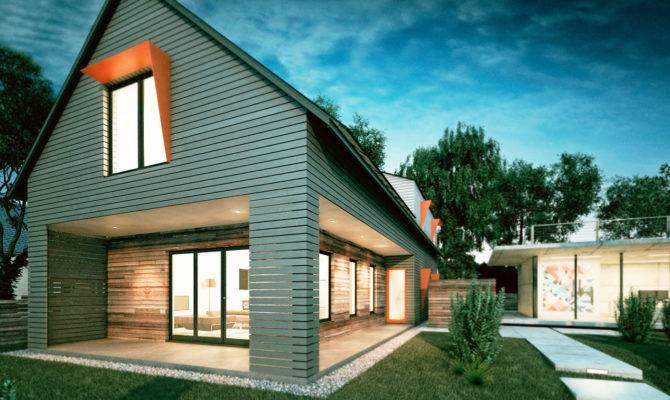 Zero House Inhabitat Green Design Innovation